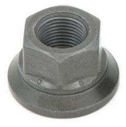 DIN 74361 Гайка со сферическим фланцем и форма С - пружинное кольцо