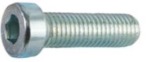 DIN 7984 Винт с низкой цилиндрической головкой и внутренним шестигранником