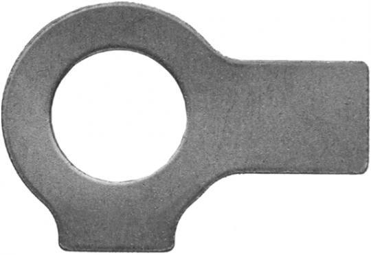 DIN 463 Шайба стопорная с двумя лапками