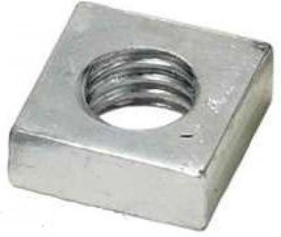 DIN 562 Гайка квадратная низкая
