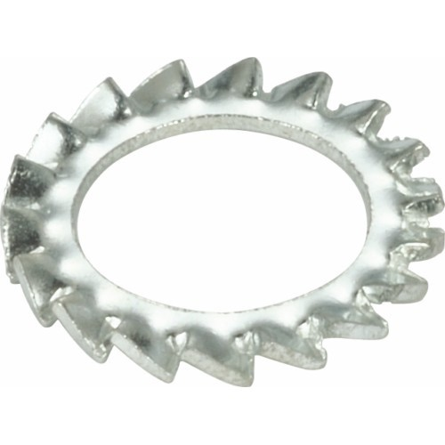 DIN 6798 A Шайба стопорная зубчатая