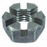 DIN 937 Гайка шестигранная прорезная корончатая низкая