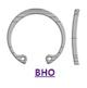 Кольцо стопорное BHO эксцентрическое осевое внутреннее (дюймовое)