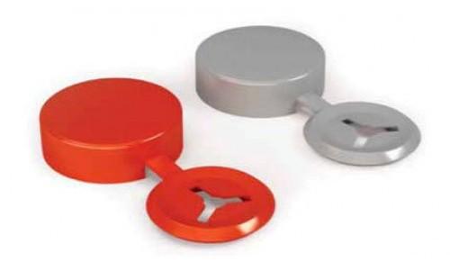 Колпачок декоративный для вытяжных заклёпок, цвет по RAL