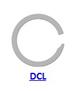 Кольцо стопорное DCL спиральное осевое наружное