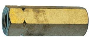 DIN 1479 Гайка муфта винтовой стяжки шестигранная