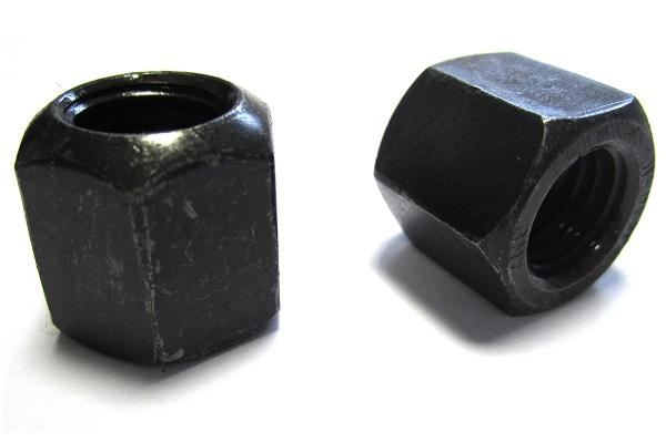 DIN 6330 B (m=1/5d) Гайка высокая шестигранная