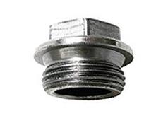 DIN 7604 Пробка резьбовая с шестигранной головкой