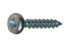 ~ DIN 7981 Саморез по листовому металлу с зубцами снизу головки (~ ISO 7049)