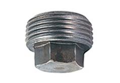 DIN 909 Пробка шестигранная с конической резьбой