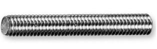 DIN 976 (ранее - DIN 975) Штанга резьбовая шпилька резьбовая