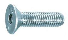ISO 10642 Винт с потайной головкой с внутренним шестигранником (Аналог DIN 7991)