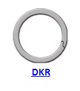 Кольцо стопорное DKR спиральное осевое внутреннее