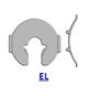 Кольцо стопорное EL эксцентрическое радиальное наружное (дюймовое)