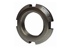 DIN 70852 Гайка круглая с прорезями