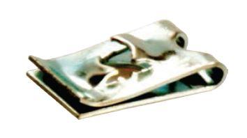 Гайка клетевая U-образная (гайка-клипса) для саморезов по металлу
