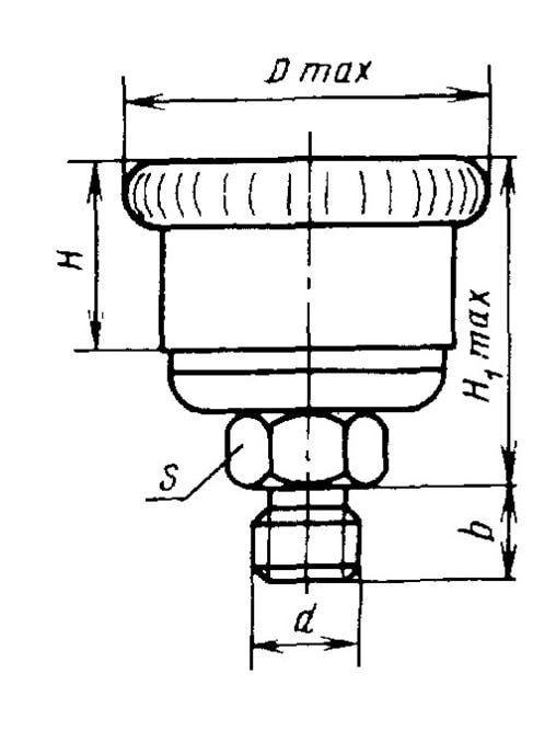 ГОСТ 20905-75 Пресс-масленка