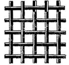 ГОСТ 3826-82 Сетка проволочная тканная с квадратными ячейками