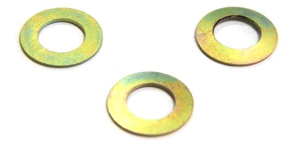 ISO 7090 Шайба плоская с фаской