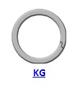 Кольцо стопорное KG спиральное осевое внутреннее (дюймовое)