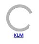 Кольцо стопорное KLM спиральное осевое внутреннее