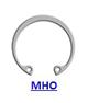 Кольцо стопорное MHO эксентрическое осевое внутреннее