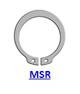 Кольцо стопорное MSR эксцентрическое осевое наружное