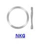 Кольцо стопорное NKG пружинное осевое внутреннее (дюймовое)