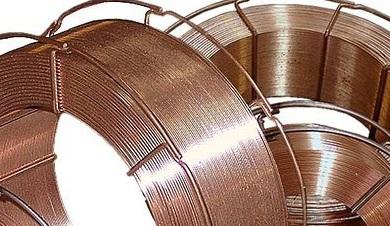 ТУ 14-4-133-73 Проволока стальная омедненная сварочная