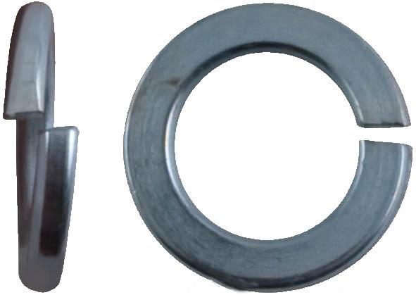 DIN 127 Шайба пружинная (Гровер) формы А и В