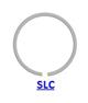Кольцо стопорное SLC/SLO концентрическое осевое наружное (дюймовое)