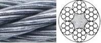 DIN EN 12385-4 Канат стальной Исполнение 1